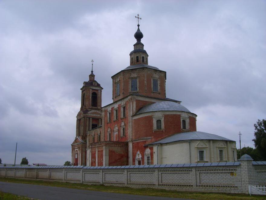 Карачаевский Музей Воскресенский монастырь Бережок