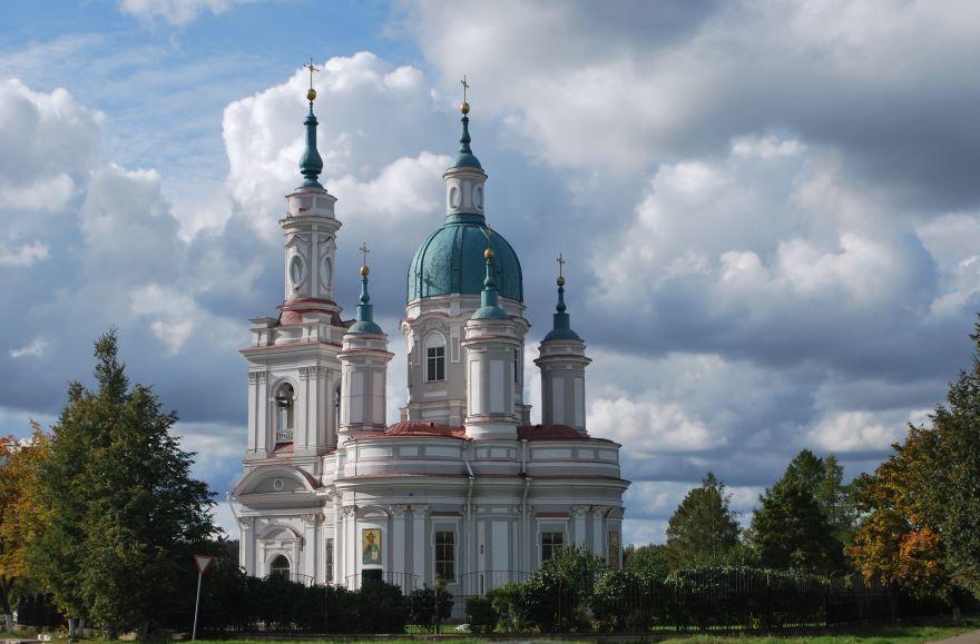 Екатерининский собор город Кингисепп