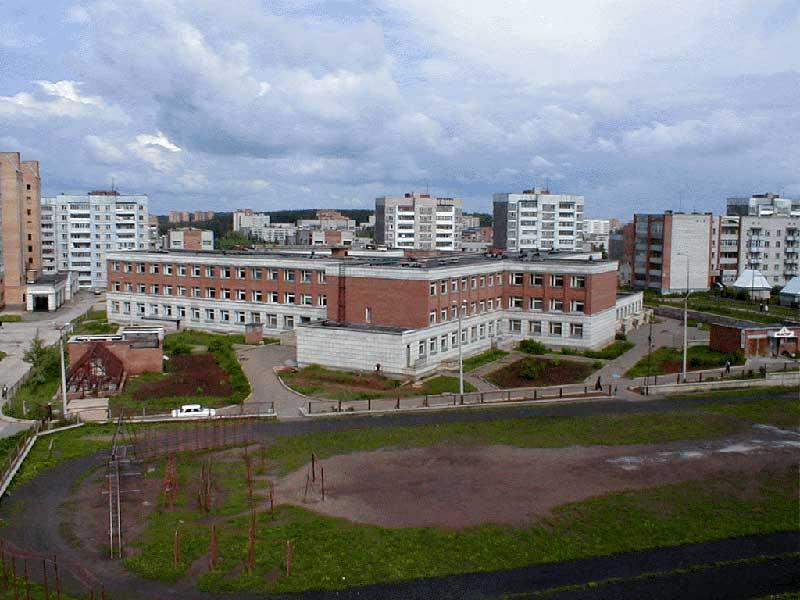 Смотреть лучшее фото красивый вид города Кирово чепецк