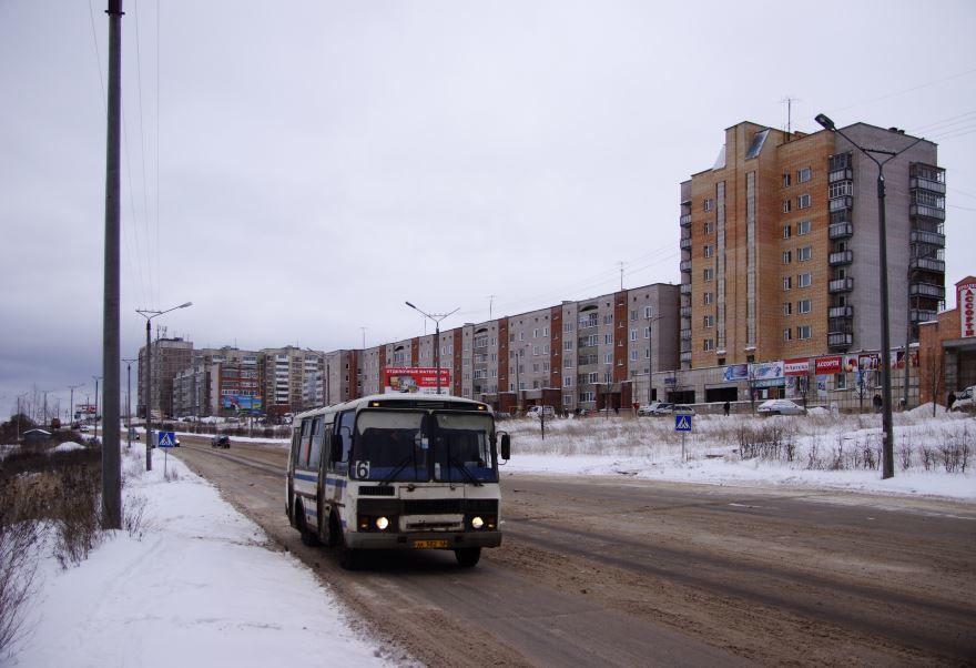Смотреть красивое фото города Кирово чепецк
