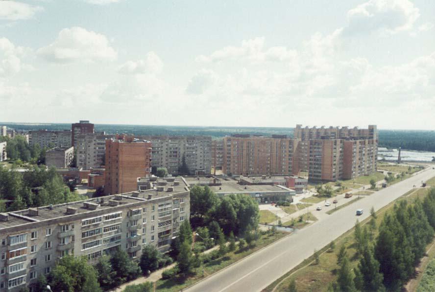Смотреть лучшее фото вид города Кирово чепецк в хорошем качестве