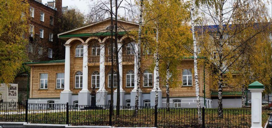 Усадьба Жмакина город Киров