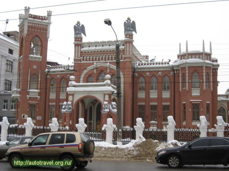 Смотреть лучшее фото города Кирова архитектура города в хорошем качестве