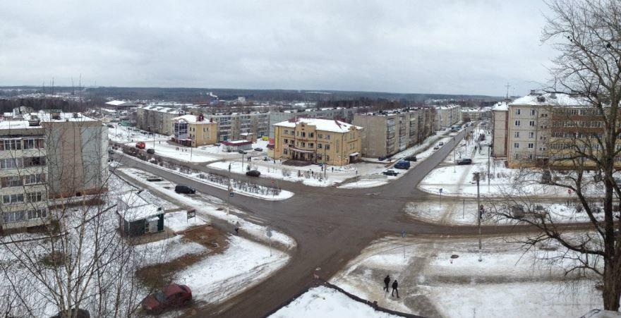 Смотреть лучшее фото города Киров панорама города