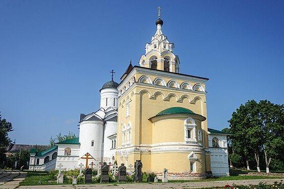 Благовещенский собор город Киржач