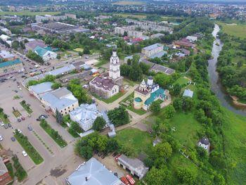 Благовещенский монастырь город Киржач
