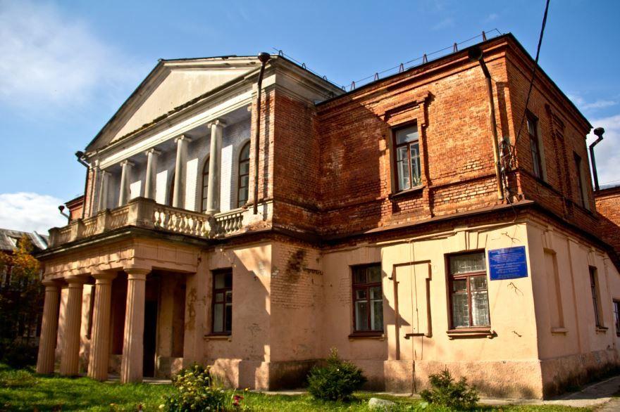 Скачать онлайн бесплатно лучшее фото города Киржач в хорошем качестве