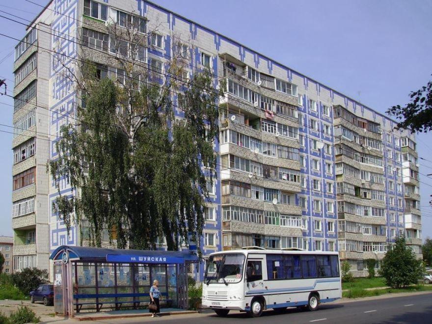 Смотреть красивое фото улица города Ковров в хорошем качестве