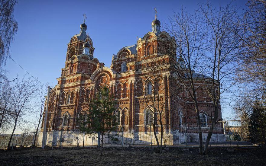 Скачать онлайн бесплатно лучшее фото красивая архитектура города Ковров в хорошем качестве