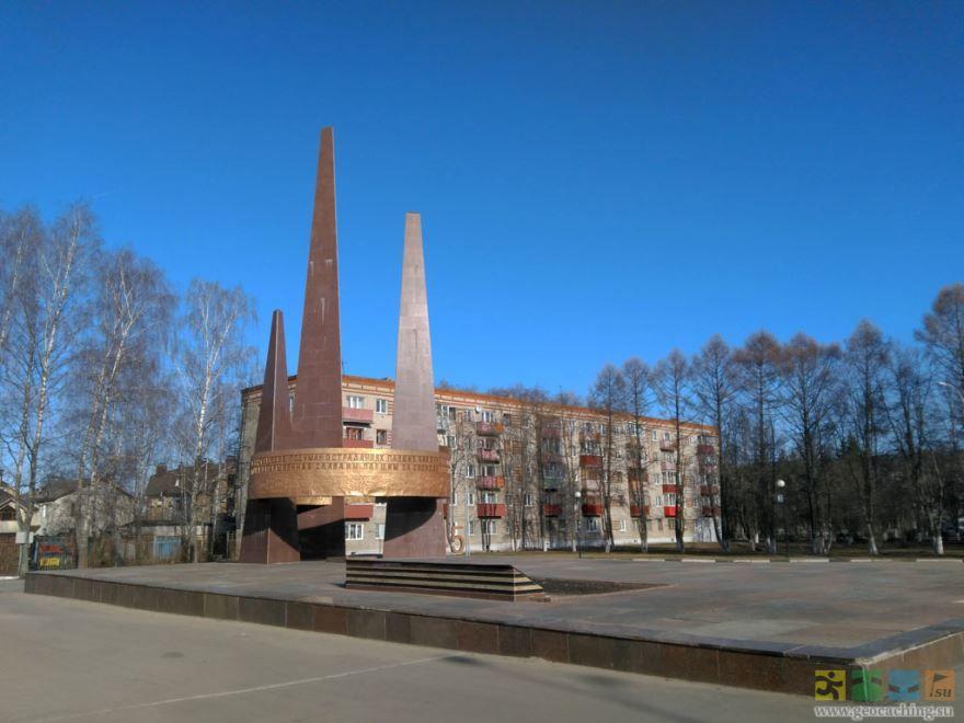 Город Ковров город Воинской Славы