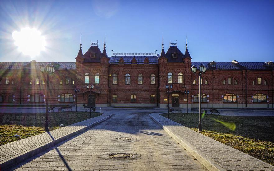Смотреть красивое фото Городская Дума город Ковров 2019