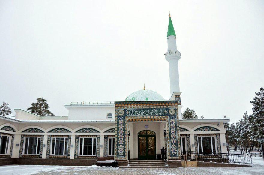 Мечеть город Когалым