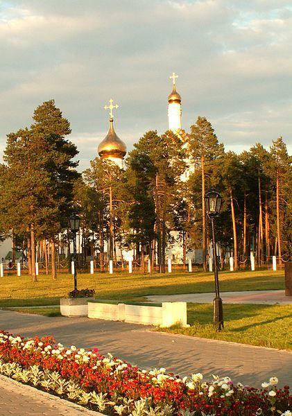 Русский Православный Храм город Когалым