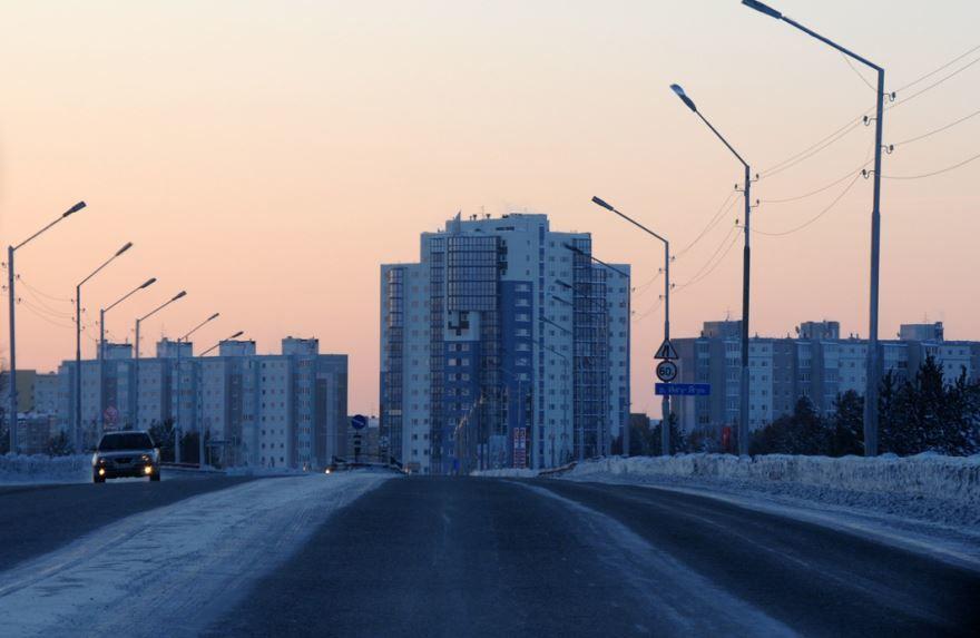 Скачать онлайн бесплатно лучшее фото города Когалым в хорошем качестве