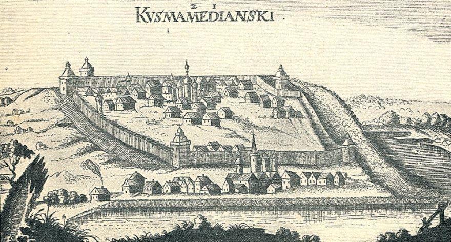 Смотреть лучшее старинное фото города Космодемьянск в хорошем качестве