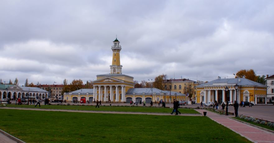 Смотреть лучшие фото города Кострома в хорошем качестве