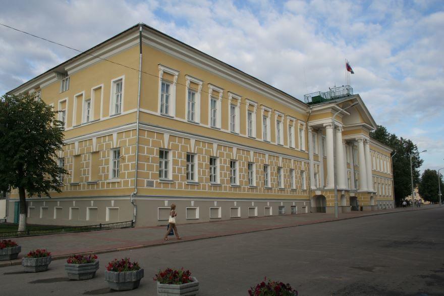 Здание администрации города Кострома 2018