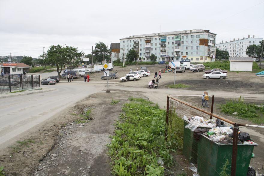 Скачать онлайн бесплатно лучшее фото Дальневосточного города Корсаков в хорошем качестве