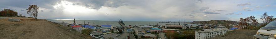 Смотреть лучшее фото города Корсаков Порт