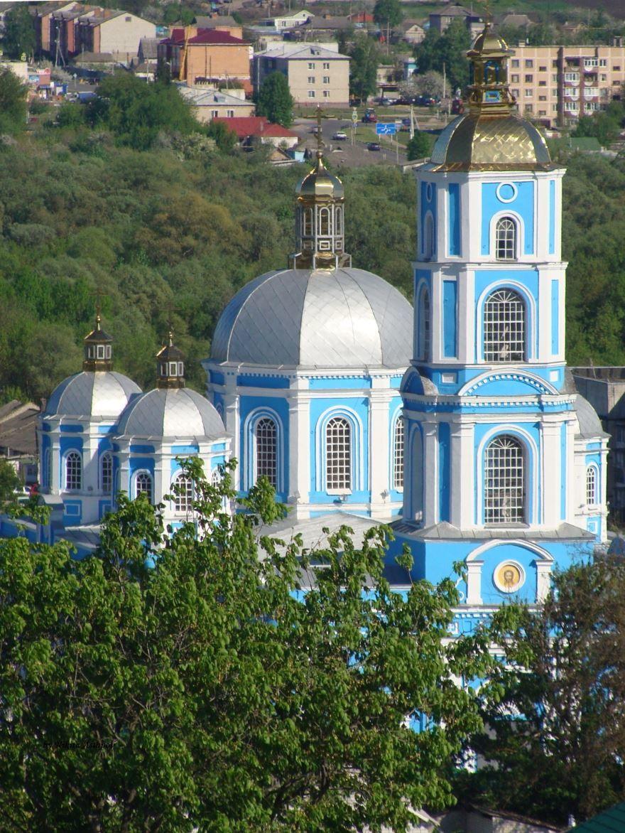 Церковь Рождества Пресвятой Богородицы город Короча