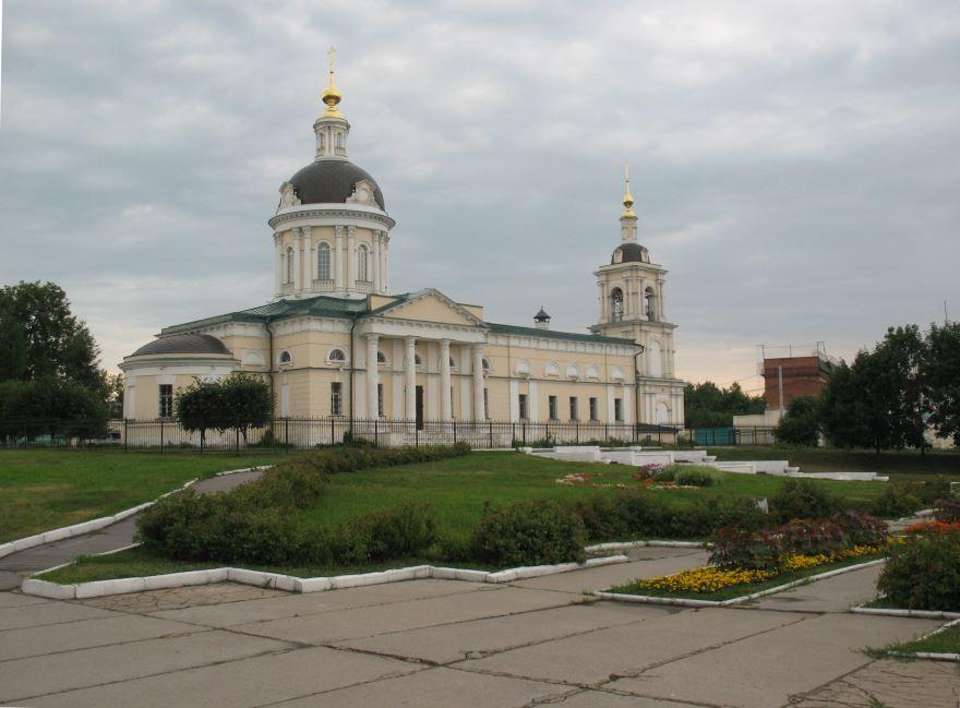 Церковь Михаила Архангела город Коломна