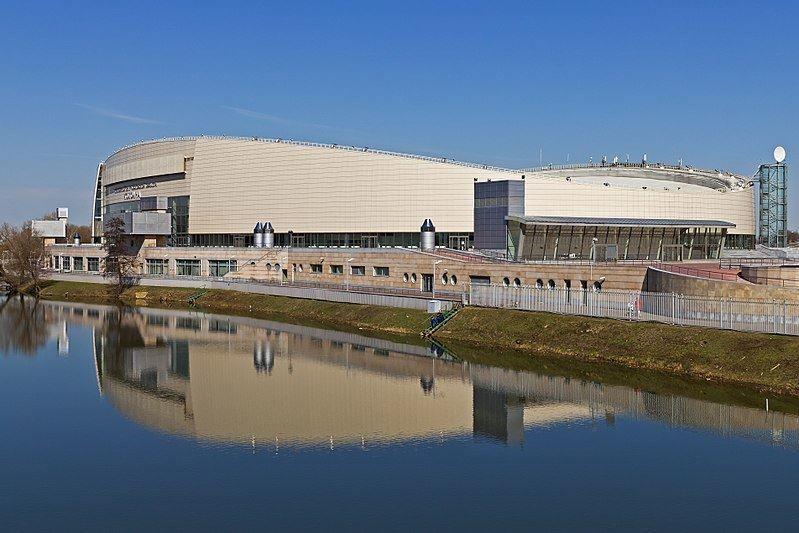 Конькобежный центр город Коломна