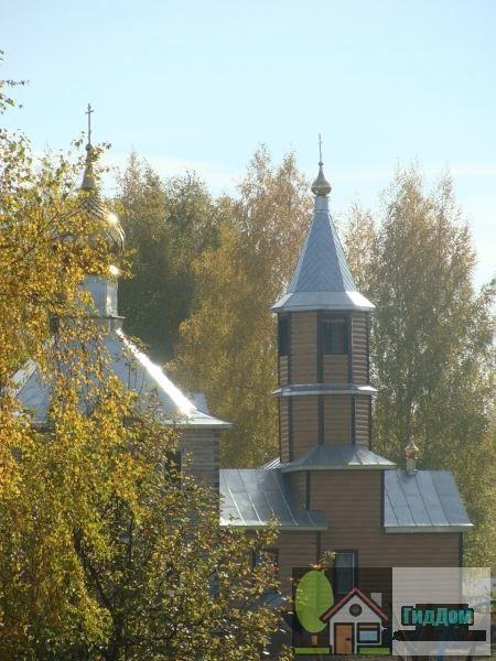 Казанский Храм город Кораблино Рязанская область