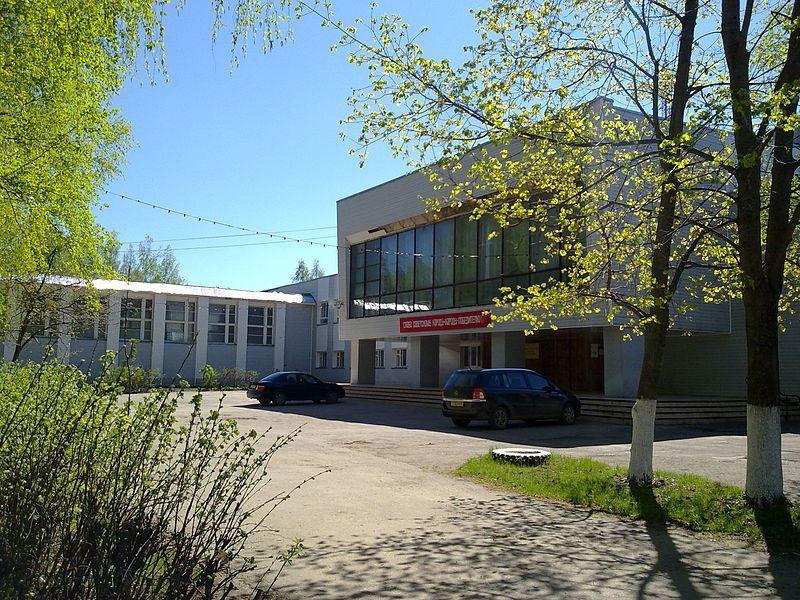 Смотреть красивое фото Районный дом культуры Город Кораблино в хорошем качестве