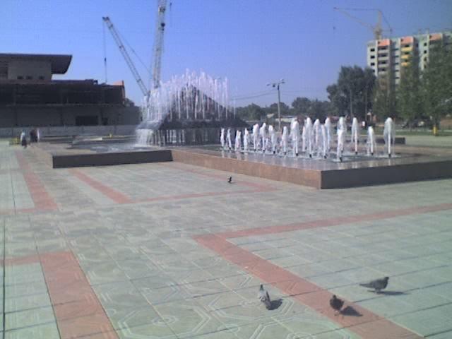 Смотреть лучшее фото красивый вид на площади города Копейск