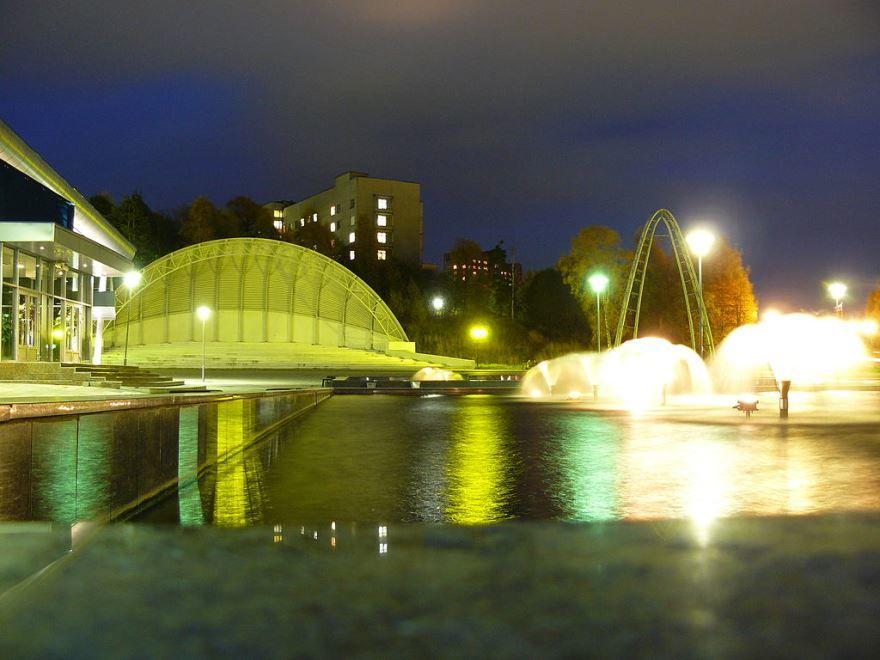 Смотреть лучшее фото города Кондопога бесплатно