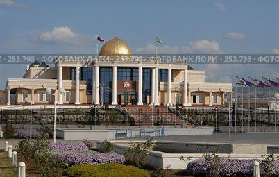 Президенский дворец город Магас