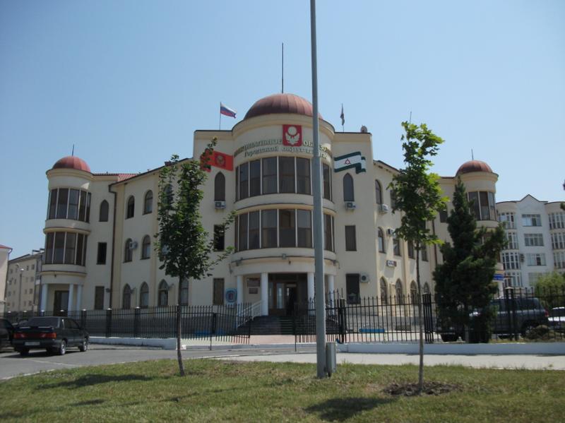 Здание администрации городского округа