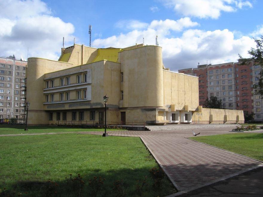 Театр кукол и актера Буратино город Магнитогорск