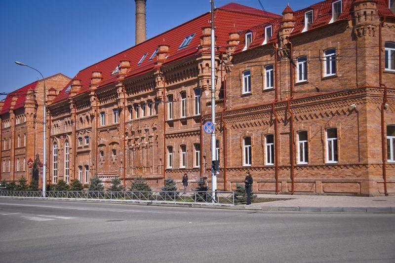 Майкопская Пивоварня основана в 1882 году