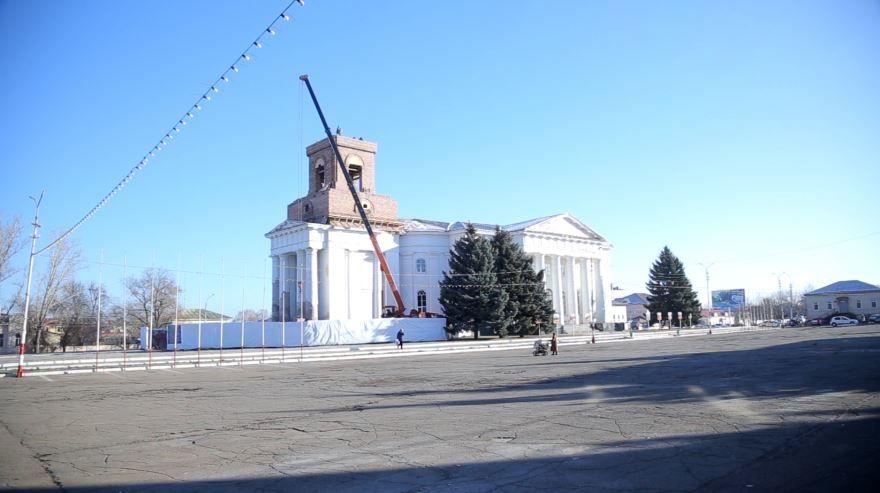 Смотреть лучшее фото города Маркс Саратовской области бесплатно