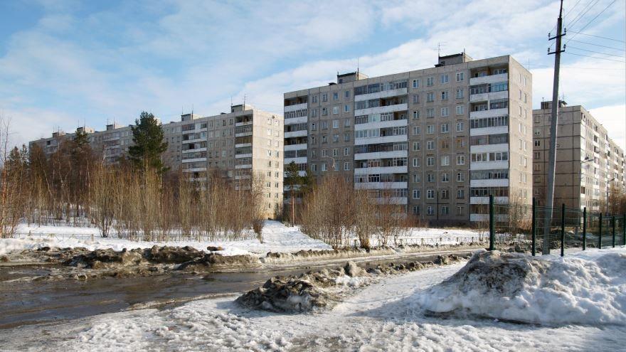 Смотреть лучшее фото город Мончегорск в хорошем качестве