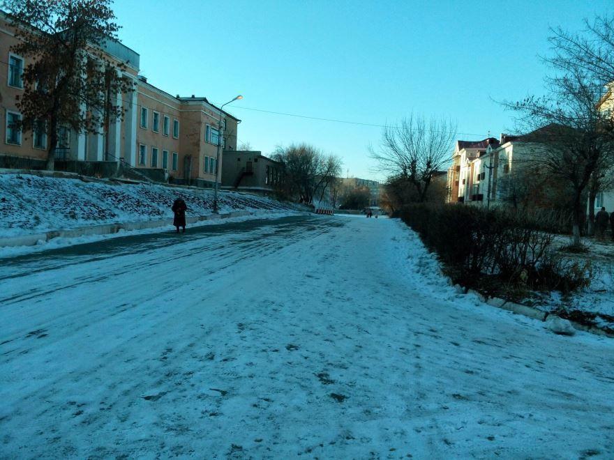 Смотреть красивое фото город Медногорск Оренбургская область