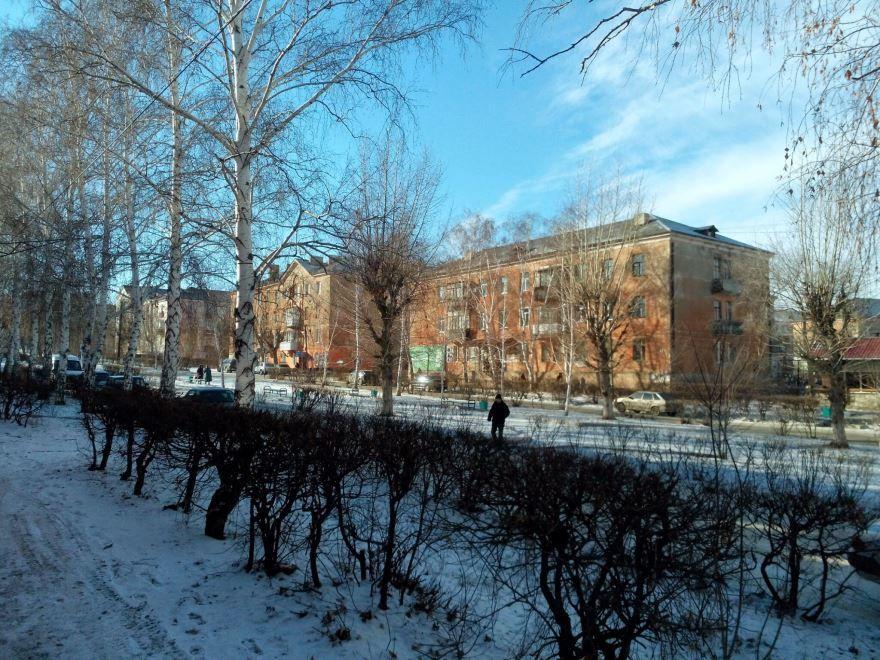 Смотреть лучшее фото панорама города Медногорск в хорошем качестве