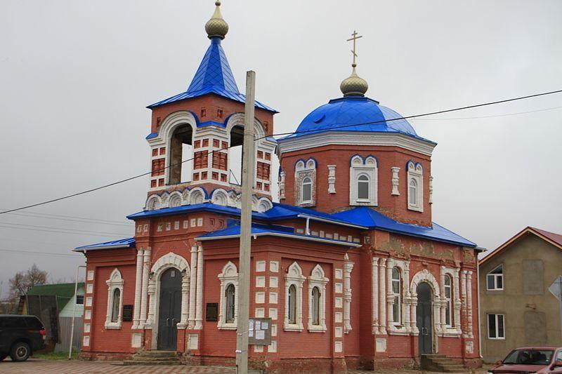 Церковь Покрова Пресвятой Богородицы город Медынь