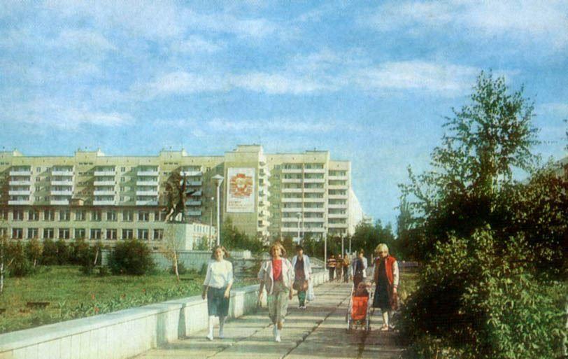 Смотреть красивое старое фото город Мелеуз в хорошем качестве