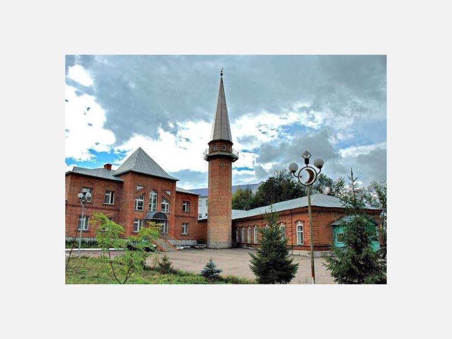 Мечеть город Мелеуз