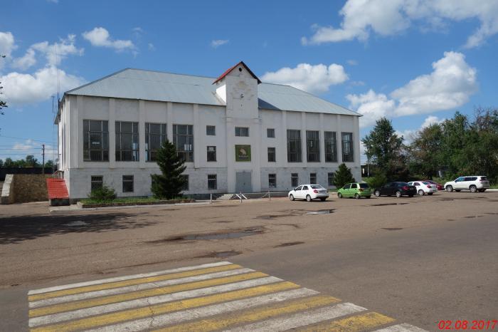 Железнодорожный вокзал город Мелеуз