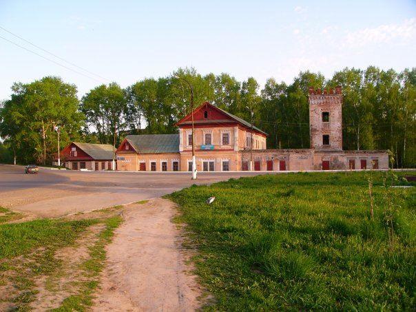 Краеведческий музей город Менделеевск