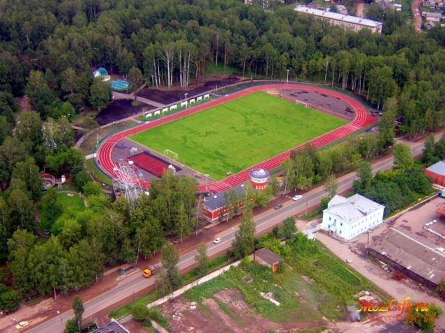 Стадион город Можга 2019