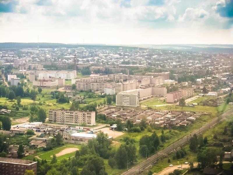 Скачать онлайн бесплатно лучшее фото города Можга в хорошем качестве