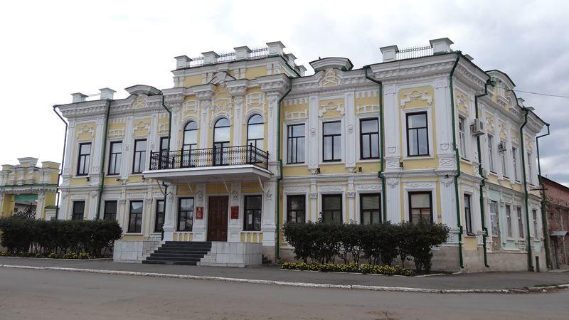 Городская Усадьба Мякинькова город Можайск