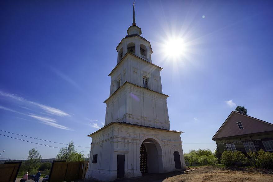 Колоцкий монастырь город Можайск