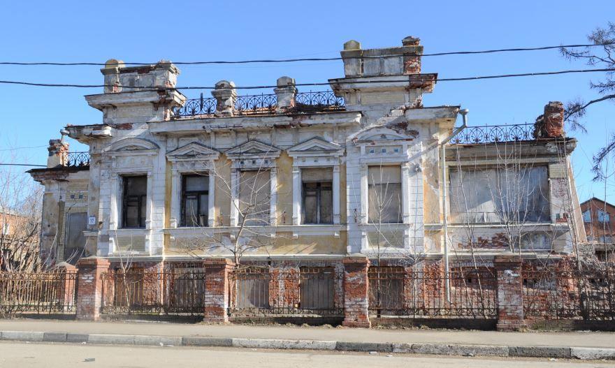 Городская Усадьба Ролле Дом Хлебникова город Можайск