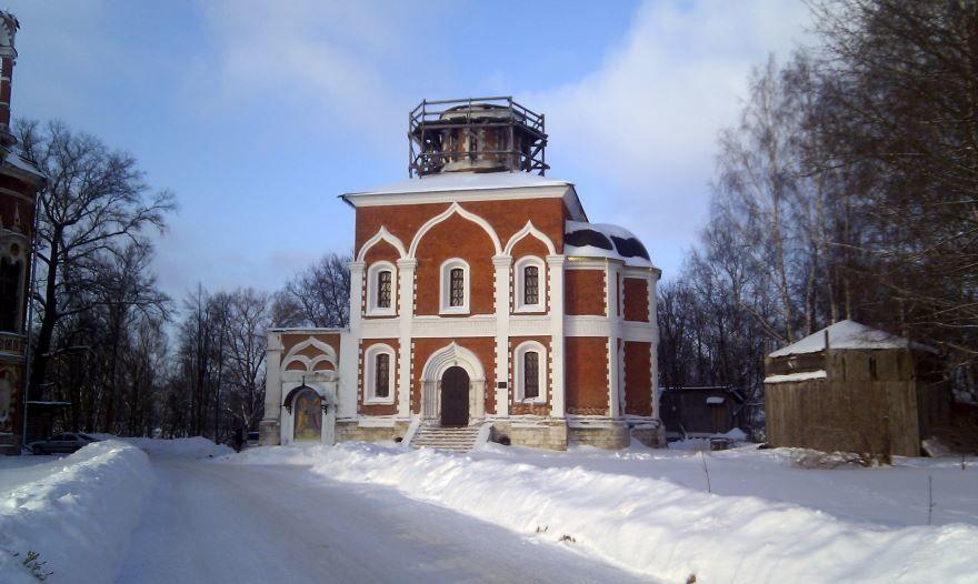 Никольский собор город Можайск