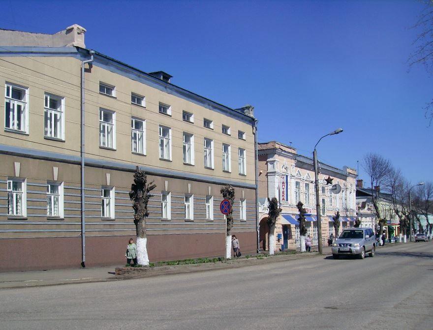 Смотреть красивое фото город Котельнич бесплатно